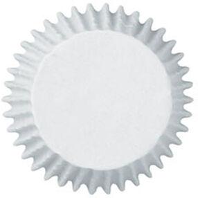White Jumbo Cupcake Liners