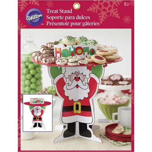 Santa Clause Cookie Stand