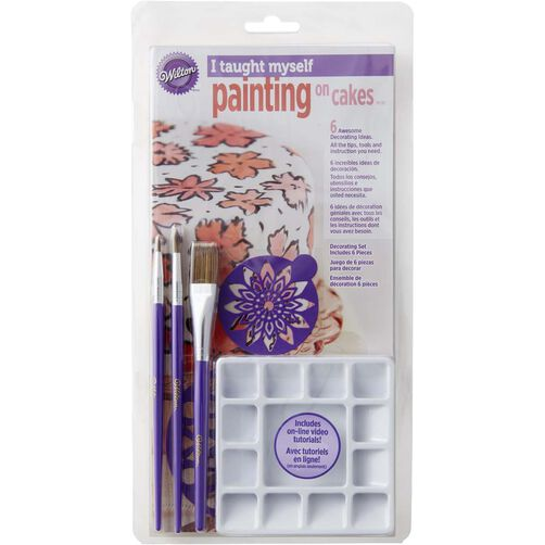 ITM Painting on Cakes, in packaging
