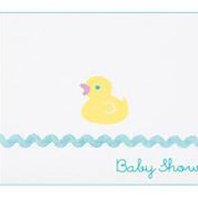 Baby Shower Rubber Ducky Guest Book