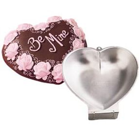 Puffed Heart Pan