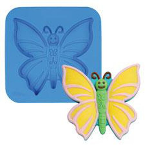 Butterfly Silicone Candy and Craft Mold