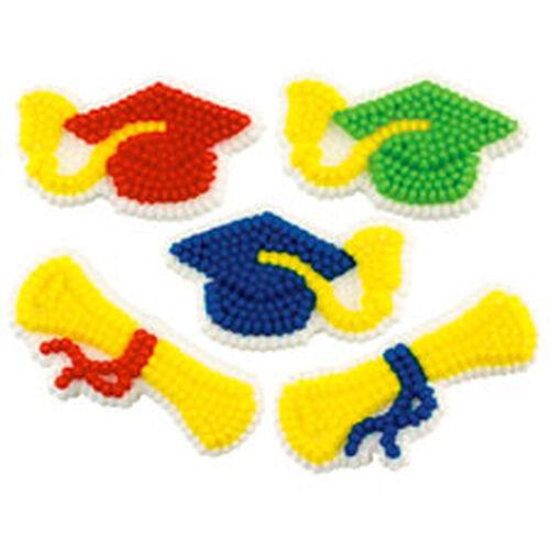 Graduation Icing Decorations