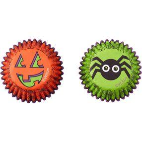 Wilton Halloween Spider Mini Cupcake Liners