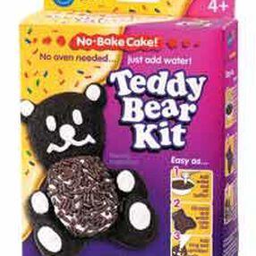 No-Bake Cake! Teddy Bear Kit