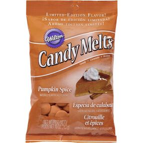 Wilton Pumpkin Spice Candy Melts Candy