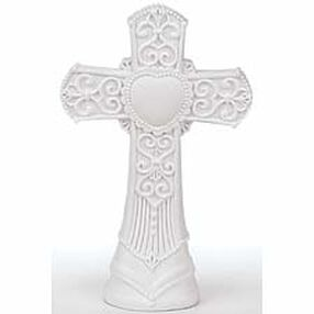 Inspirational Cross Topper - Large