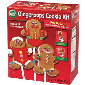 Gingerpops Cookie Kit