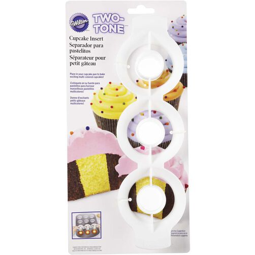Wilton Baking Tools - Two Tone Cupcake Insert