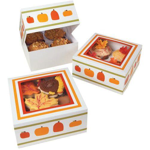 Pumpkin Patch Treat Boxes