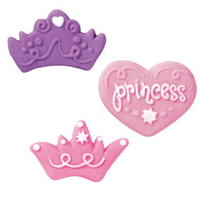 Princess Royal Icing Decorations