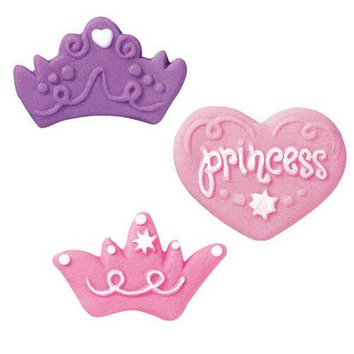 Princess Royal Icing Decorations