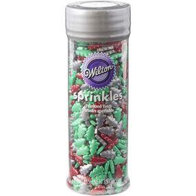 Wilton Multi-Color Christmas Tree Sprinkles
