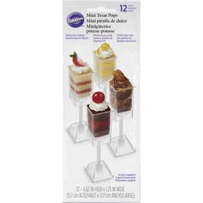 Square Mini Treat Pops