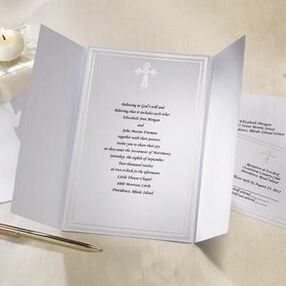 Blessed Invitation Kit