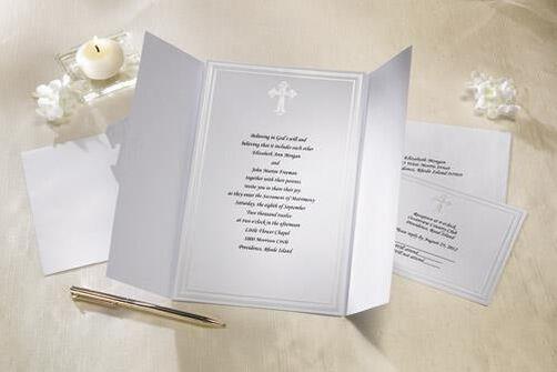Blessed Invitation Kit