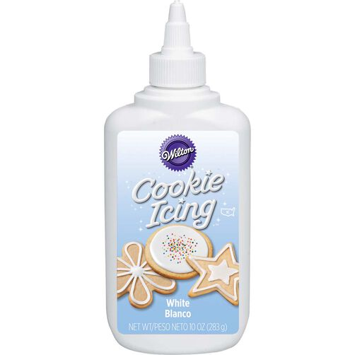 White Cookie Icing 10 Oz.
