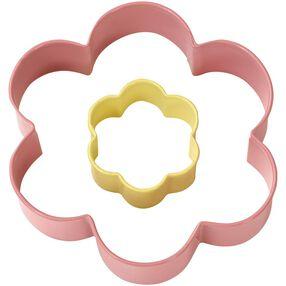 Wilton 2-Piece Flower Cookie Cutter Set