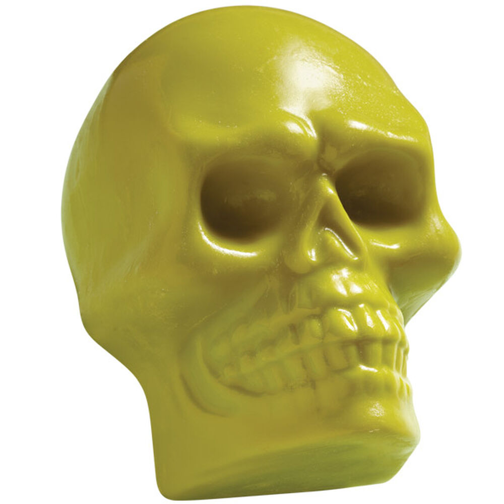 3d Skull Candy Mold Wilton