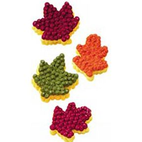 Petite Leaves Icing Decorations