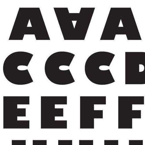 Black Alphabet Sugar Sheets Edible Decorating Paper