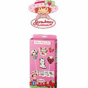 Strawberry Shortcake Lollipop Making Kit