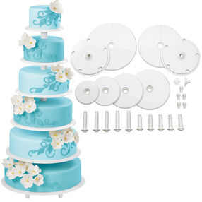 Towering Tiers Cake Stand
