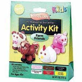 Farm Friends Kandy Clay Activity Kit
