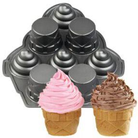 Dimensions® Multi-Cavity Mini Ice Cream Cones Pan