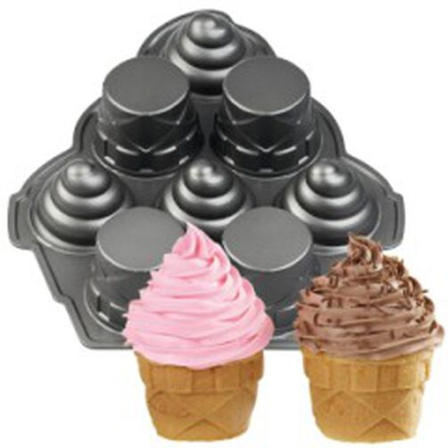 Dimensions® Multi-Cavity Mini Ice Cream Cones Pan