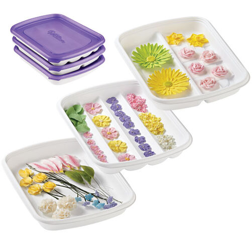 Form-N-Save Flower Storage Set