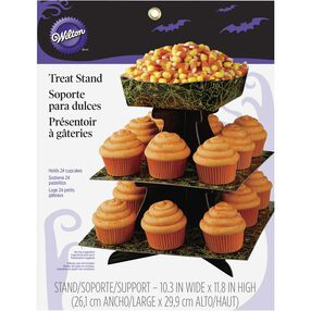 Halloween Spider Web Party Bowl Treat Stand