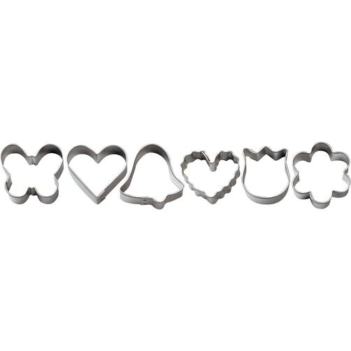 Romantic Mini Cookie Cutters