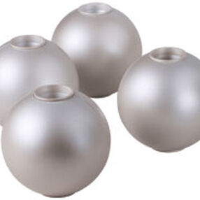 3 in. Globe Base Set
