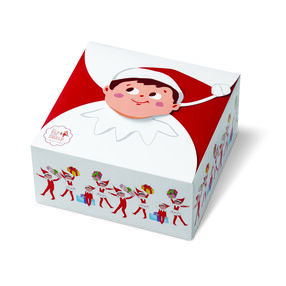 The Elf on the Shelf® Treat Boxes, 3-Ct.