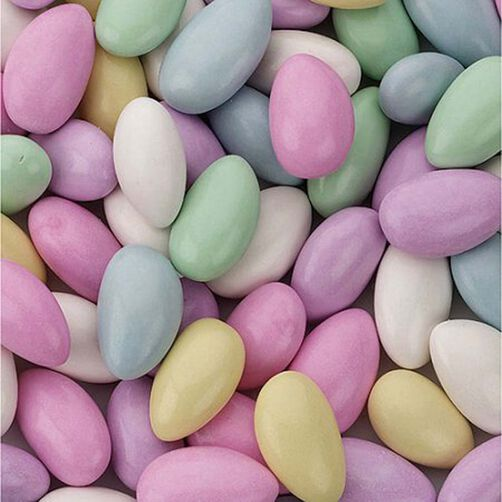 Assorted Jordan Almonds 44 oz. Bag