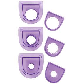 3-Pc. Layered Circles Cutting Insert Set