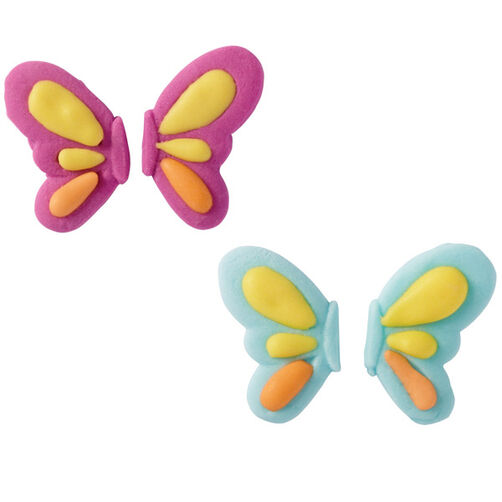 Butterfly Icing Decorations
