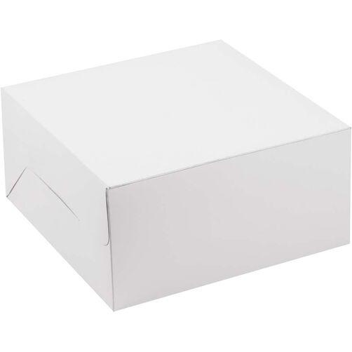 12 x 12 Plain Cake Box