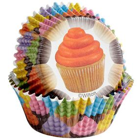 Wilton Cupcakes ColorCups Standard Baking Cups 36 Ct. 415-2150