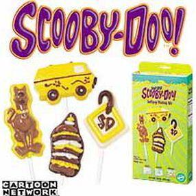 Scooby-Doo Lollipop Making Kit