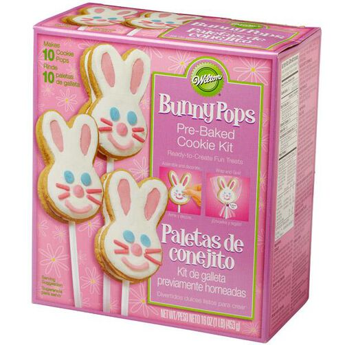 Bunny Pops Cookie Kit