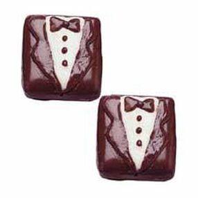 Tuxedo Truffles Candy Mold