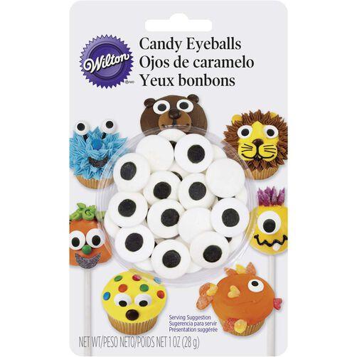 Large Candy Eyeballs Wilton