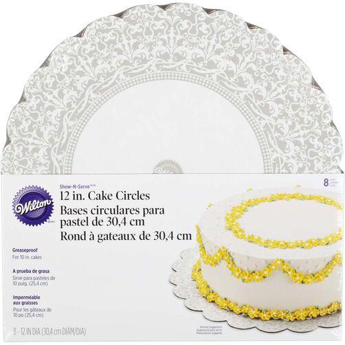 12 Inch Show 'N Serve Cake Board