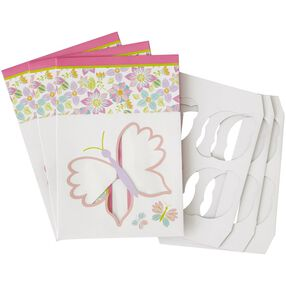 Wilton Butterfly's in Bloom Treat Boxes, 3-Count