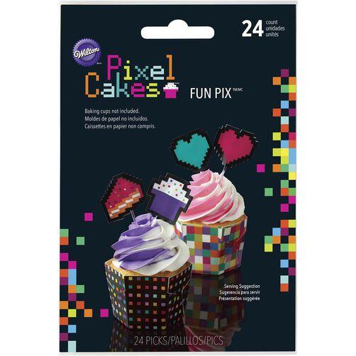 Pixel Cakes Fun Pix in packaging