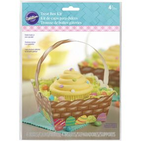 Easter Basket Treat Boxes