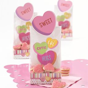 Wilton Valentine's Day Treat Bags, 6-Count