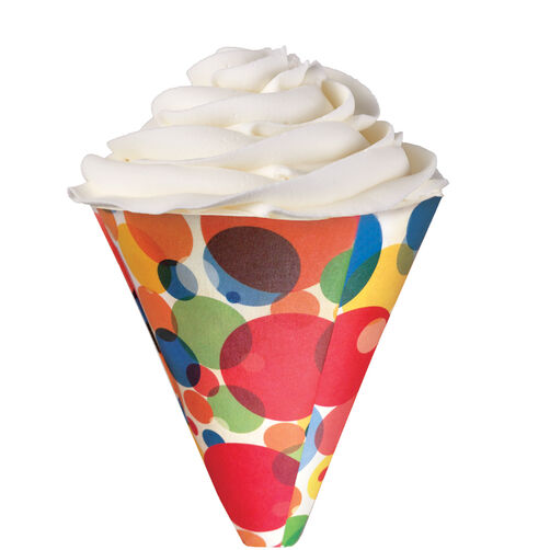 Cupcake Cones Baking Cups